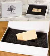 OEM ODM Photography Wedding usb 2.0 version memory flash stick pen drive.with box