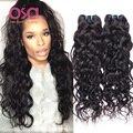 4pcs lot Cheap Malaysian Virgin Hair Water Wave Wet And Wavy Human Hair Weave Bundles Ali Moda Malaysian Water Wave Virgin Hair
