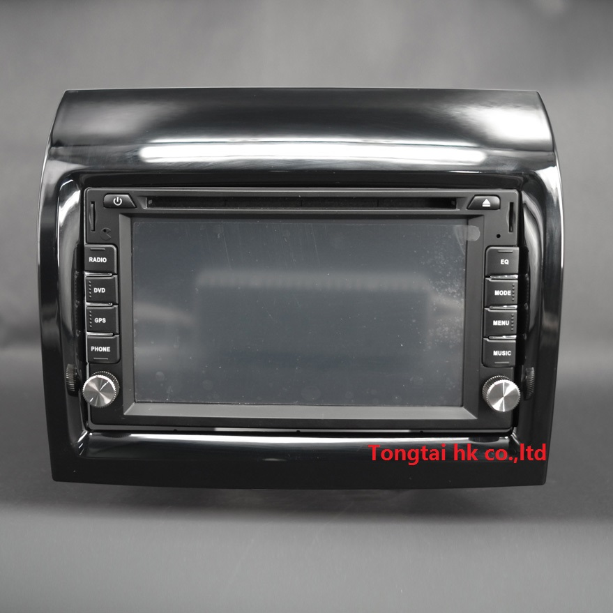 6 2 for fiat ducato car dvd player gps navigation. Black Bedroom Furniture Sets. Home Design Ideas
