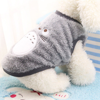 Winter Warm Cartoon Pet Clothes for Small Dogs Cats Dog Coats & Jackets