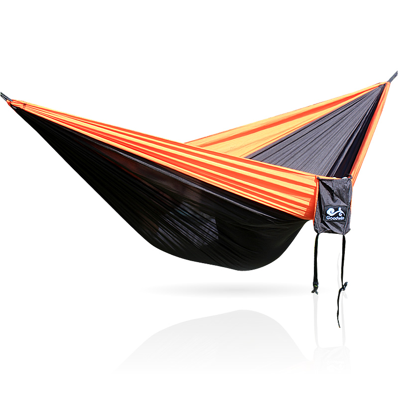 Outdoor Parachute Hammock Single Hammock Double Person Hammock 2 people portable parachute hammock outdoor survival camping hammocks garden leisure travel double hanging swing 2 6m 1 4m 3m 2m