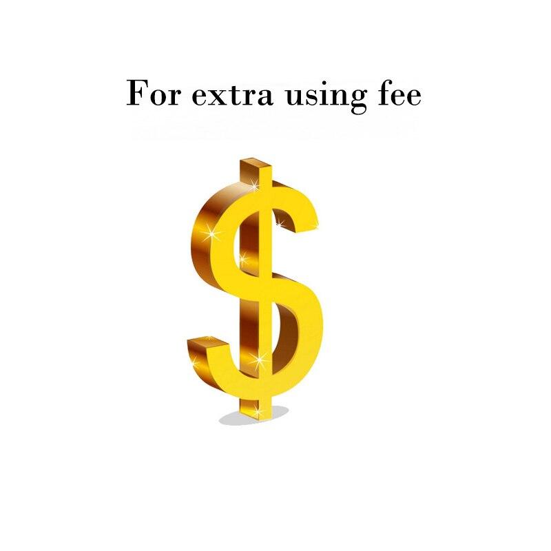 Este enlace es una tarifa adicional para el nuevo pedido