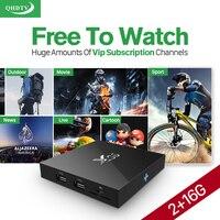 X96 Amlogic S905X 2GB 16GB Quad Core Smart Android 6 0 TV Boxes Wifi HDMI 4K