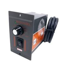 US-52 220 В 400 Вт регулятор скорости переменного тока регулятор переменного тока управление двигателем forword backword с фильтром конденсатор 6 Вт 60 Вт 250 Вт 300 Вт