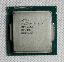 Core i7 4770K SR147 3.5GHz Quad-Core CPU Intel I7-4770K Desktop Processor