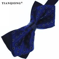 Мужские галстуки-бабочки из 100% полиэстера, 17 цветов 1