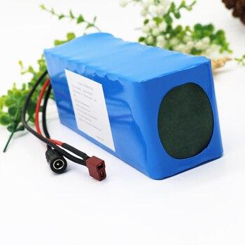 KLUOSI 10S3P 36В батарея 7.5Ah 600 Вт 42-вольтовый литиевый аккумулятор с 20A сбалансированными BMS для электровелосипеда