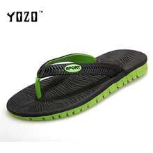 Men Sandals Fashion Flat Casual Shoes Men Slippers Breathable Summer Flip Flops For Men Beach Sandals Men Plus Size 7.5 to 10