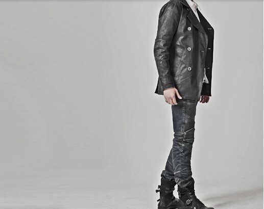 Più nuovo uglyBROS Featherbed jeans La versione standard giro in macchina dei jeans pantaloni jeans da Moto trasporto di Goccia il jeans Blu e grigio