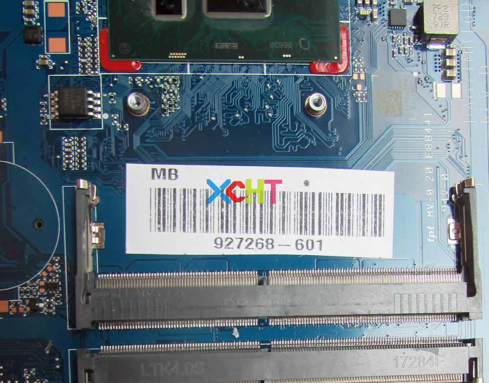 Image 3 - XCHT for HP Pavilion 15 15 CC 15T CC500 Series 927268 601 927268 001 DAG71MB16D0 940MX 2GB i7 7500U Laptop Motherboard Tested-in Laptop Motherboard from Computer & Office