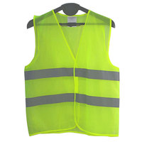 100 шт. светоотражающий жилет рабочая одежда обеспечивает высокую видимость День Ночь для Бег Велоспорт Предупреждение Детская безопасност