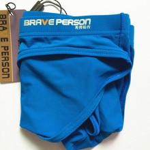 Brand Underwear Male Nylon Brief for Men