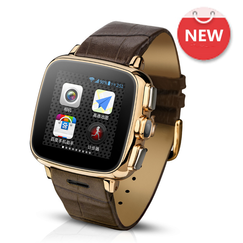 Android 5 1 Smart font b Watch b font Phone Bluetooth 4 0 Smartwatch 3G Wifi