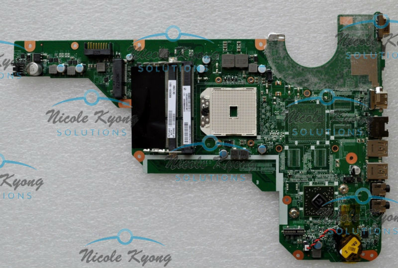 цена на 683029-001 683029-501 DA0R53MB6E0 intergrated MotherBoard SYSTEM BOARD for HP Pavilion G4-2000 G6-2000 G7-2000