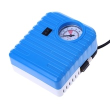 12V Portable tire inflator pump Car Air Compressor Pump Auto High Pressure Pumps Automobiles Inflatable Pump