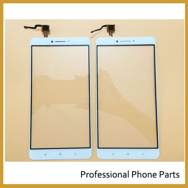New Original Touch Panel For Xiaomi Mi Max Touch Screen Front Glass Digitizer Replacement, 6.44 inch