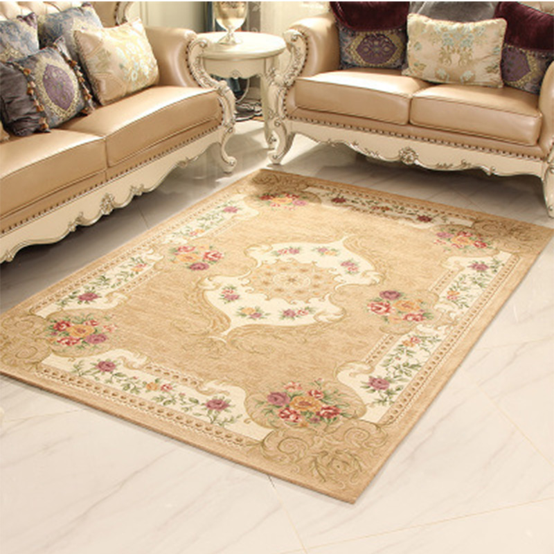 Hot Sale 2017 New Europe Floral Pattern Mats Bath Room Kitchen Mats  Waterproof Carpets For Living Room Anti Slip Soft Rugs  In Carpet From Home  U0026 Garden On ... Part 79