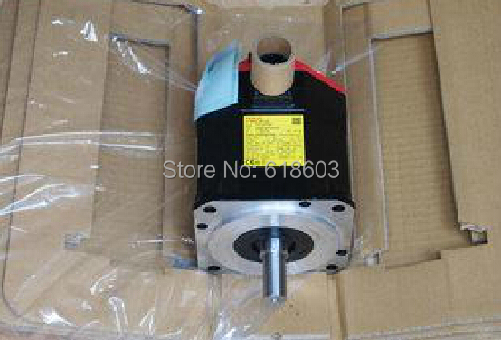 Bright Fanuc Motor Servo Motor For Cnc Machine Kits A06b-0238-b200 Home Improvement
