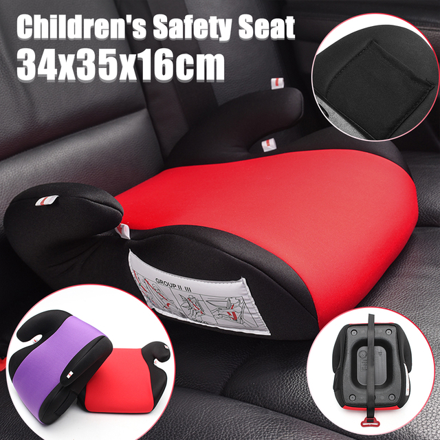 Outstanding Us 25 4 22 Off 3 12 Years Old Children Safety Car Seat Folding Child Kids Booster Portable Increase Height Cushion Baby Car Harness Seats On Ibusinesslaw Wood Chair Design Ideas Ibusinesslaworg