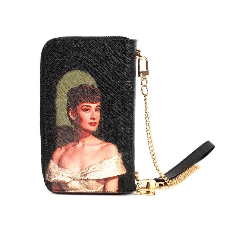 Étui pour iphone xr i8plus i6plus i6s étui à la mode portefeuille filp sac femmes fille étui pour ix autre 4.7-6.5 pouces modèle de téléphone livraison gratuite