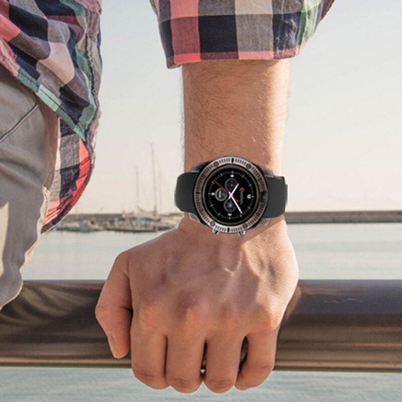 d27f438e37b Relógios Inteligentes wearable dispositivos android para o Resolução    240 240ips