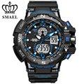 Digital LED Relógios Casual venda Quente homens esportes relógios dual display analógico relógios de quartzo Eletrônico relógios à prova d' água ourdoor