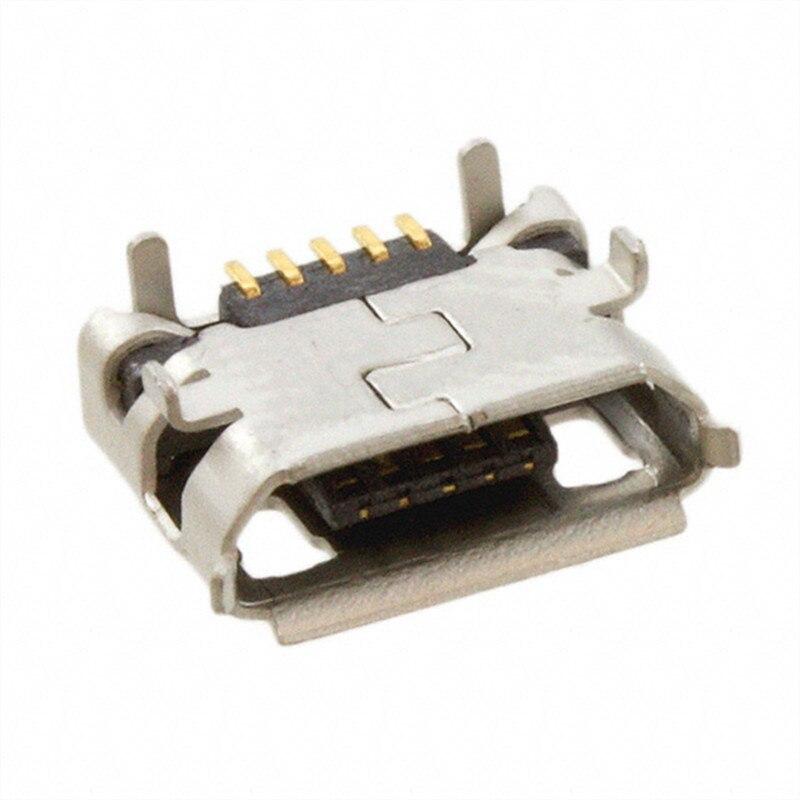 10103594-0001LF USB, DVI, HDMI Connector CONN MICRO USB TYPE B 101035940001LF