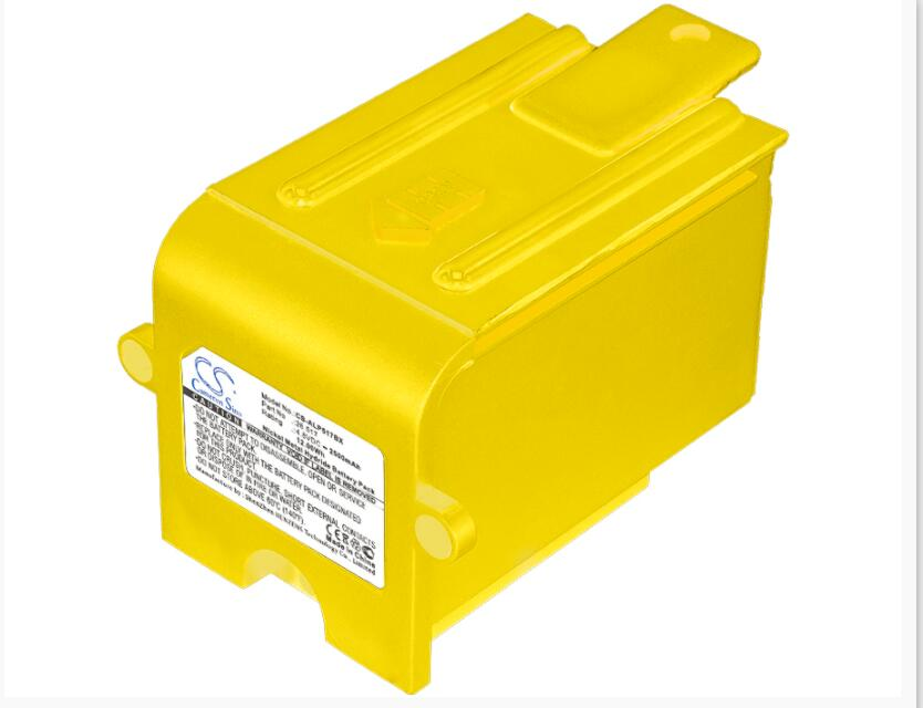 Cameron Sino 2500mAh Battery For APOLLO 26.517 Crane Remote Control Battery Ni-MH 12.00Wh Yellow