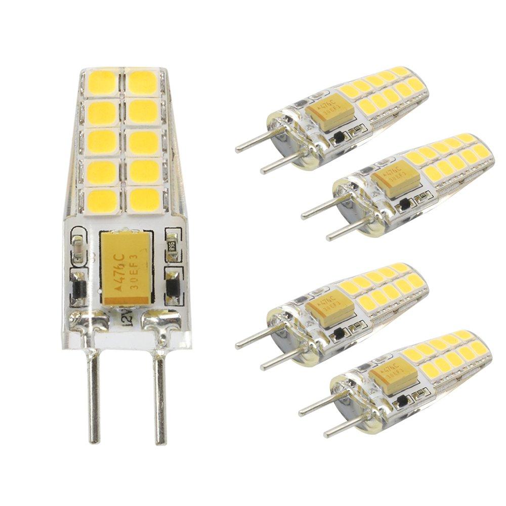 GY6.35 светодиодные лампы 3 Вт низкое напряжение 12 вольт. G6.35/GY6.35 основание JCD светодиодные галогенные лампы накаливания 30 Вт замена лампы. Не-димм ST374