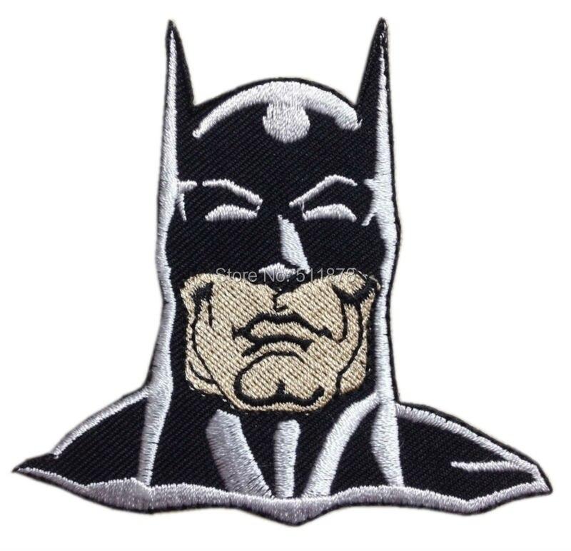 Batman Movie cartoon DC comics badge Iron Sew on Embroidered Patch