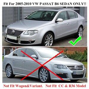 Image 4 - Set Mud Flaps For VW Passat B6 3C 2005 2011 Sedan Mudflaps Splash Guards Mud Flap Mudguards Fender 2006 2007 2008 2009 2010