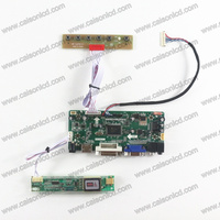 Free Shipping NT68676 LCD Controller Board Support HDMI DVI VGA AUDIO For 10 4 Inch 1024X768