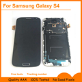 Free tools Replacement parts for Samsung s4 lcd for galaxy i9500 i9505 display screen with touch screen digitizer