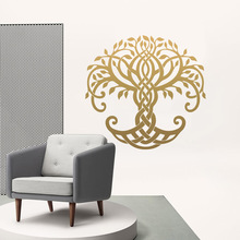 лучшая цена American-Style Tree Wall Sticker Pvc Wall Stickers Wall Art Wall Paper For Kids Rooms Diy Home Decoration Decal Mural