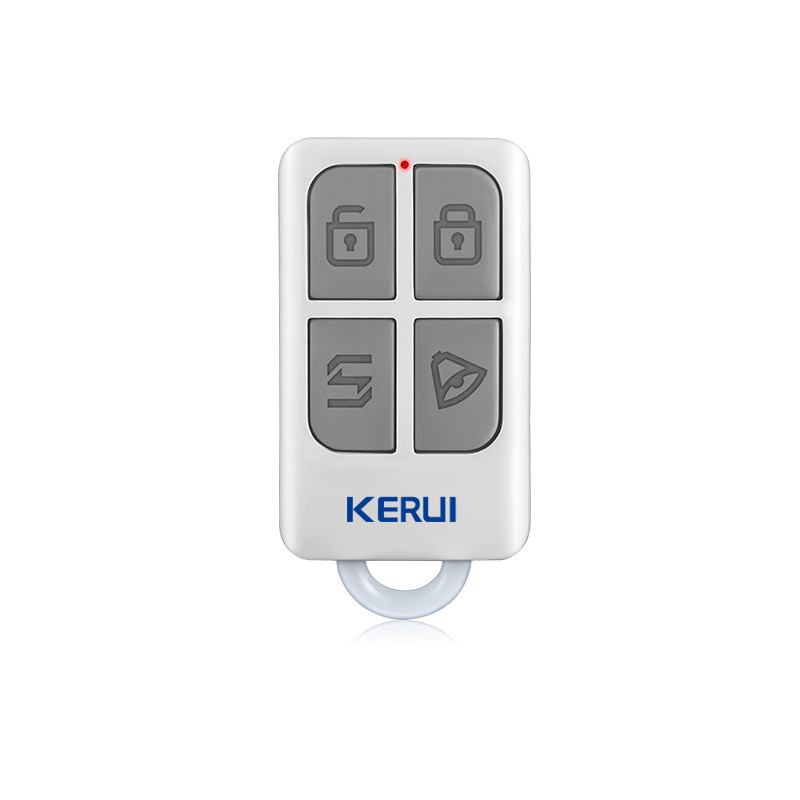 KERUI Wireless Remote Control arm/disarm Detector F Touch Keypad Panel GSM PSTN Home Security Burglar Voice Alarm System