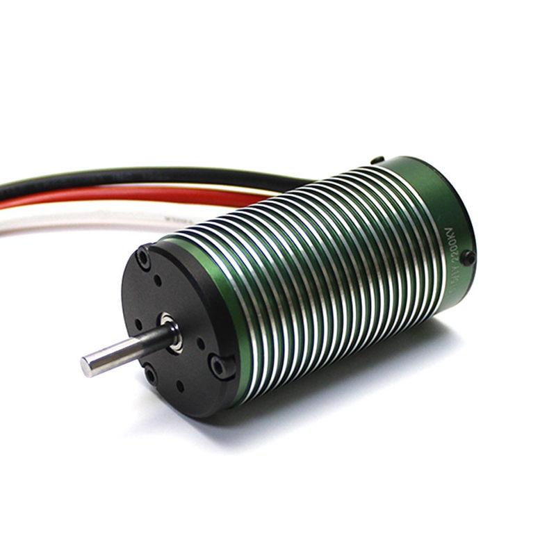 FATJAY RC inner motor 1512 2650KV 1515 2000KV 1518 1800KV 1717 1580KV brushless sensorless for 1/8 1/10 RC truck buggie crawler-in Parts & Accessories from Toys & Hobbies    1