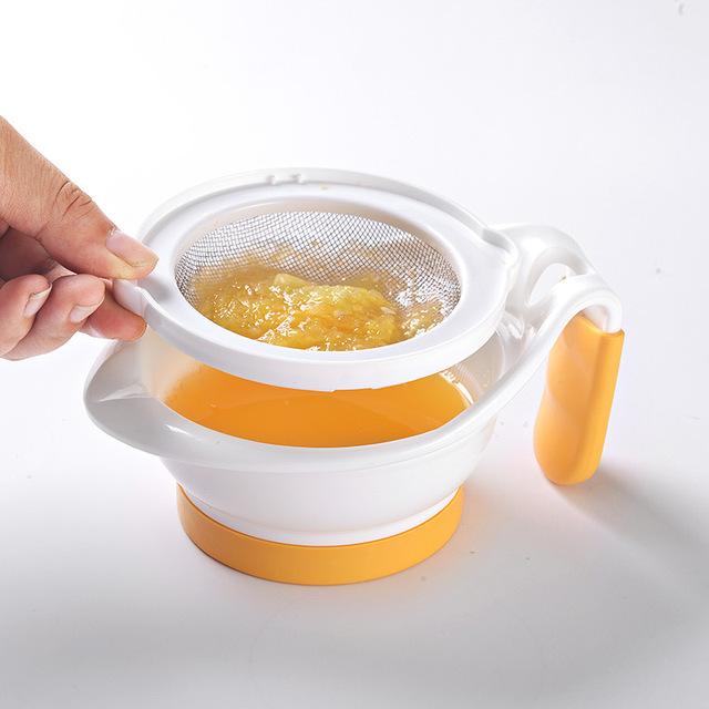 Baby Food Grinding Bowl