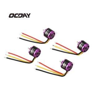 Image 5 - OCDAY 4pcs 1106 7500KV 3 4S Brushless Motor for 60mm 70mm 80mm 90mm 100mm Mini RC Racing Drone RC FPV Quadcopter