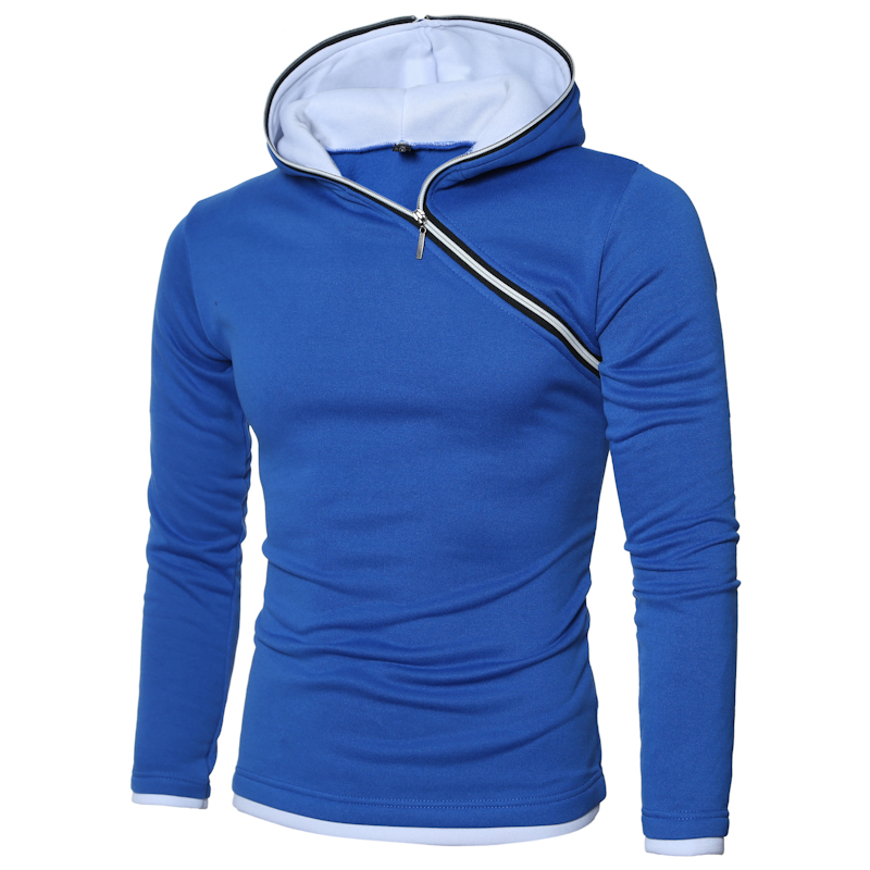 Unpadupe 2018 Hoodies Brand Men Design Of The Zipper Sweatshirt Male Hoody Hip Hop Autumn Winter Hoodie Mens Pullover XXXL WFLS