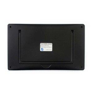 Image 5 - Waveshare 7 بوصة HDMI LCD (H) + الحال ، 1024x600 ، IPS ، بالسعة اللمس LCD ، دعم WIN10 IOT ، فوز 10/8. 1/8/7 ، التوت بي ، الموز بي الخ
