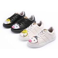 2017 Nouveaux Enfants Confortables Chaussures Sport Enfants Chaussures Garçons Garçons Chaussures Filles Portable Filles Chaussures Enfant Sneakers Enfant enfant