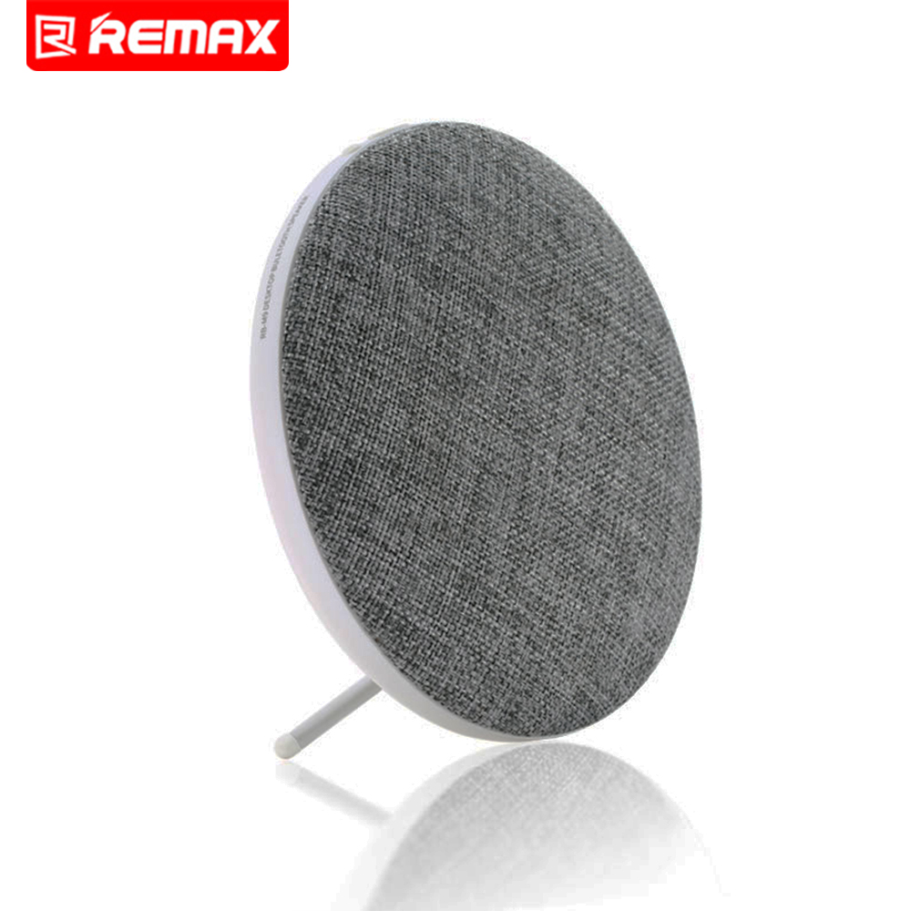 все цены на Remax RB-M9 Bluetooth Speaker Portable Mini Wireless Bluetooth Speaker Loudspeaker Home Theater Subwoofer Music For iPhone iPod онлайн