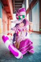 The Game LOL Lulu The Fae Sorceress Sweet Fashion Sugar Witch Uniforms Costume Cosplay D