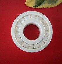 5 шт. 6007 ZrO2 Полный керамический подшипник 35x62x14 мм циркония керамические шарикоподшипники