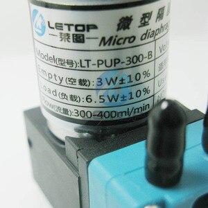 Image 4 - 3PCSLETOP büyük mürekkep pompası 24V 7W Inkjet yazıcı mürekkebi için flekso baskı