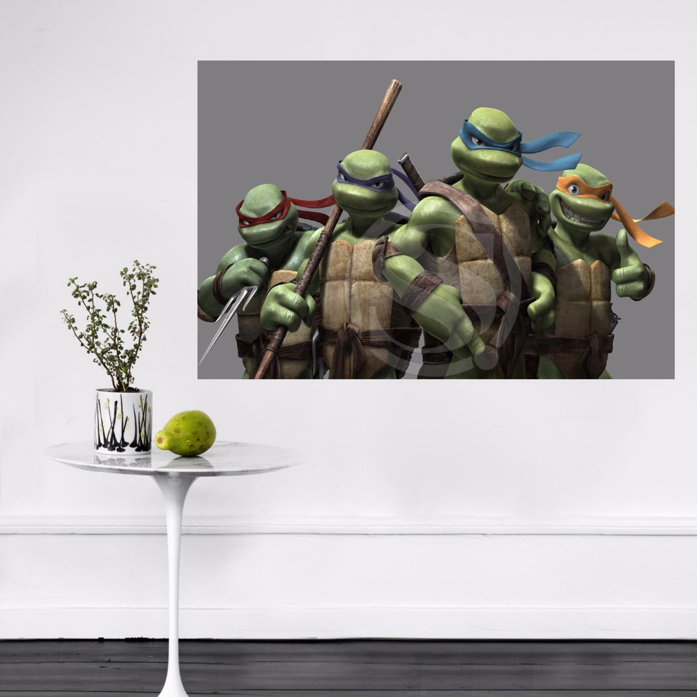 Fantastisch Teenage Mutant Ninja Turtle Malvorlagen Fotos ...