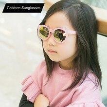 MYT_0114 Kids Sunglasses Boys And Girls Luxury Vintage Children Round Sun Glasses Oculos Retro Eyewear