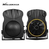 MALUOKASA 150W 12V Auto Heater Car Windshield Defroster Heating Fan Screen Dashboard Cigarette Socket Demister Warm