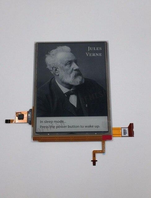 """ED060XH7 Màn Hình Eink Carta 2 6 """"inch Đối Với ONYX BOOX Vasco da Gama cảm ứng cảm ứng bảng điều chỉnh + lcd màn hình hiển thị với Đèn Nền miễn phí vận chuyển"""