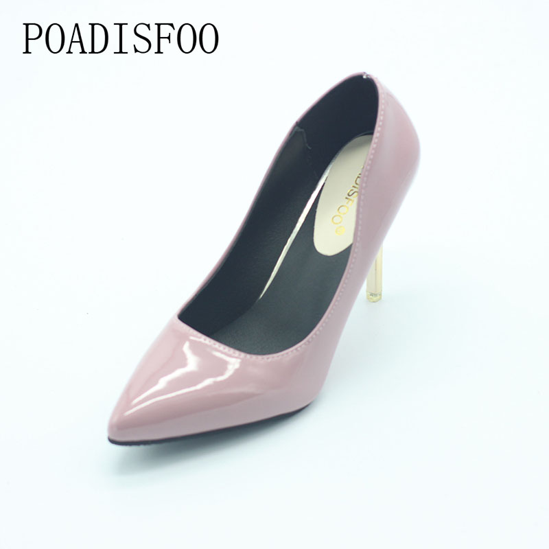 The New high-heeled Shoes With Sexy Tip Europe And The United States Spring And Autumn Nightclub Wholesale Shoes .XXXY-305 europe and the united states 2015 new spring shoes and high heeled shoes asakuchi pointy suede 35 41 code